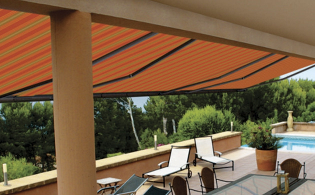 Residential Retractable Awnings New Jersey Awnings