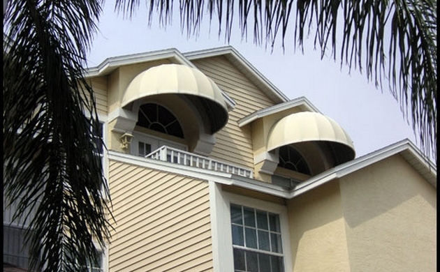 Residential Stationary Awnings - New Jersey Awnings